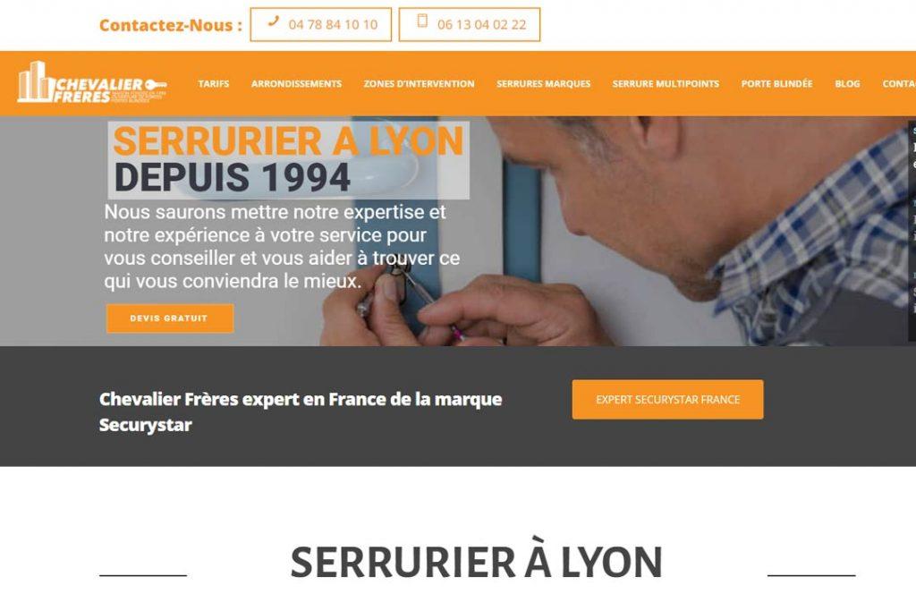 Chevalier Frères – Dépannage Lyon