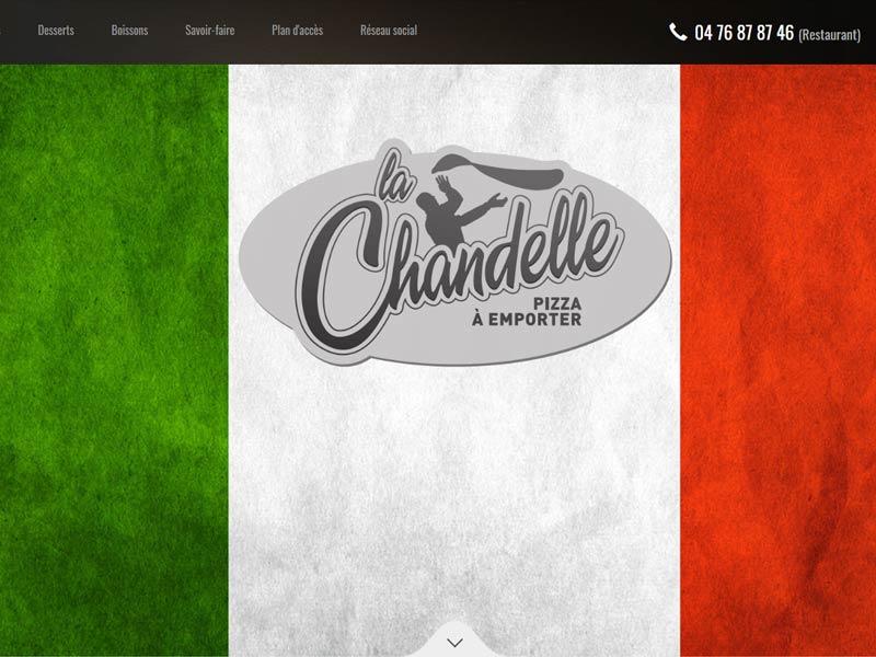 La Chandelle