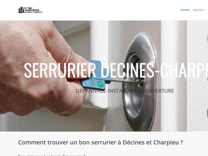 Serrurier Décines-Charpieu