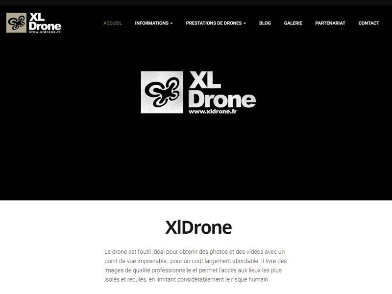 Xl Drone – PRESTATIONS PAR DRONE
